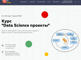 Курс Data Science проекты (New Professions Lab)